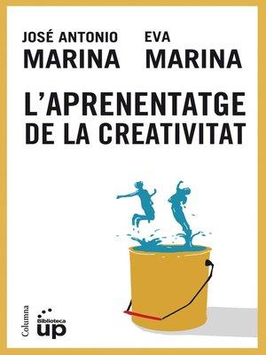 cover image of L'aprenentatge de la creativitat