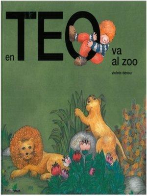 cover image of En Teo va al zoo