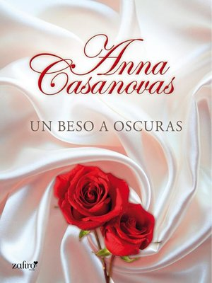 cover image of Un beso a oscuras