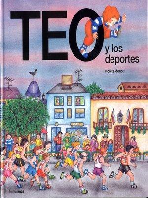 cover image of Teo y los deportes