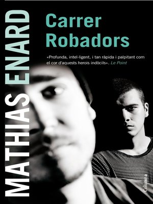 cover image of Carrer Robadors