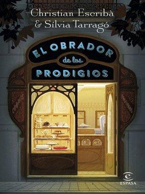 cover image of El obrador de los prodigios