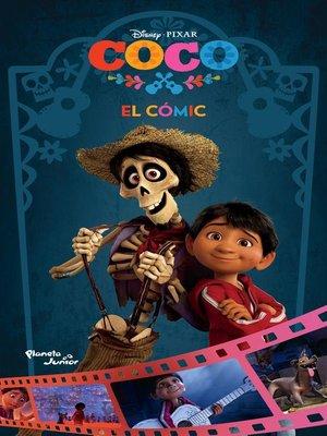 cover image of Coco. El cómic