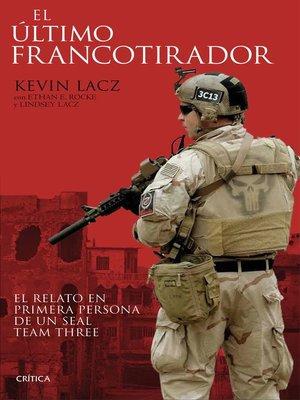 cover image of El último francotirador