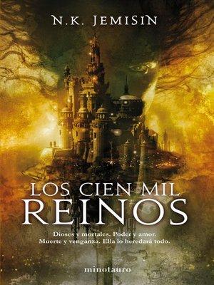 cover image of Los cien mil reinos