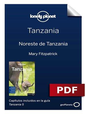 cover image of Tanzania 5_4. Noreste de Tanzania