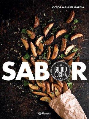 cover image of Sabor. El Gordo Cocina