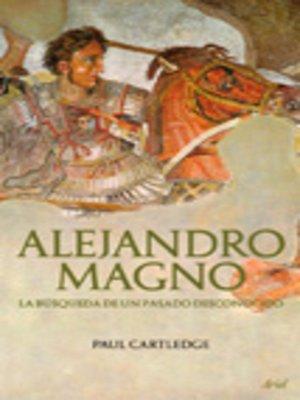 cover image of Alejandro Magno