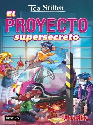 cover image of Vida en Ratford 5. El proyecto supersecreto