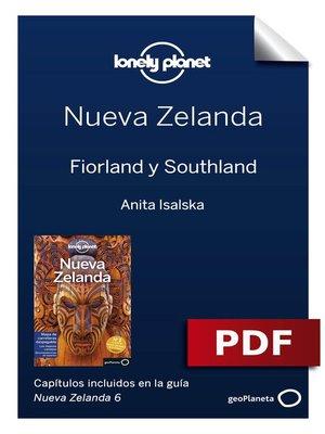 cover image of Nueva Zelanda 6_15. Fiorland y Southland