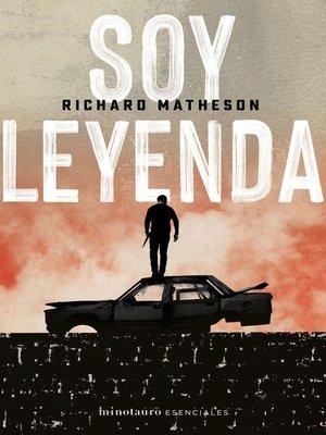 cover image of Soy leyenda