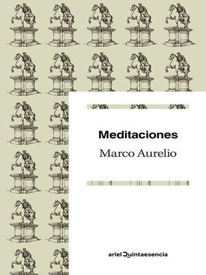 cover image of Meditaciones