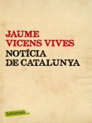 cover image of Notícia de Catalunya