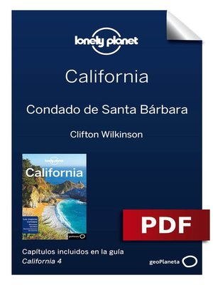cover image of California 4_7. Condado de Santa Bárbara