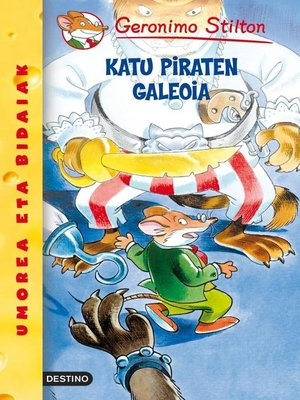 cover image of Katu piraten galeoia
