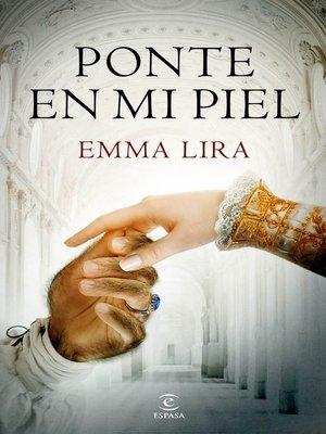 cover image of Ponte en mi piel