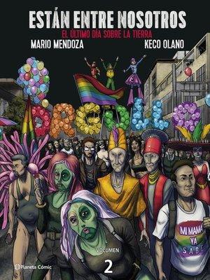 cover image of Están entre nosotros
