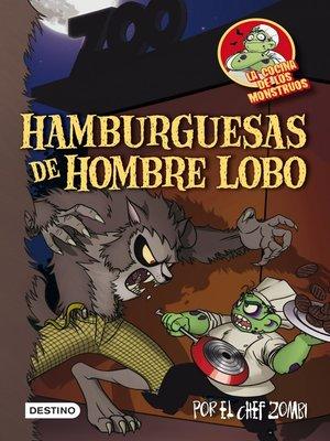cover image of Hamburguesas de hombre lobo