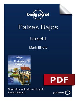 cover image of Países Bajos 1_4. Utrecht