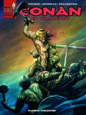 cover image of Conan el cimmerio nº 17/17