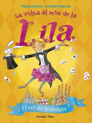 cover image of El rei de la màgia