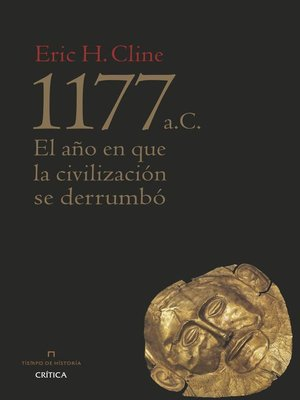 cover image of 1177 a. C.