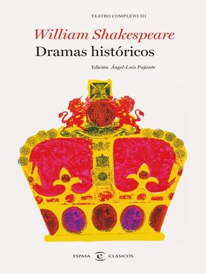 cover image of Dramas históricos. Teatro completo de William Shakespeare III