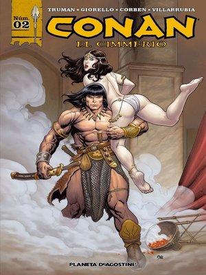cover image of Conan el cimmerio nº 02/17