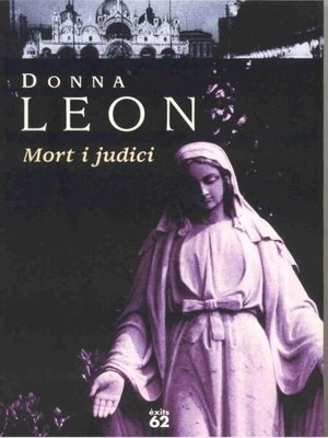 cover image of Mort i judici