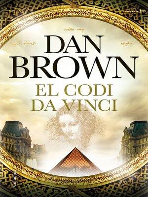 cover image of El codi Da Vinci