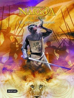 cover image of El príncipe Caspian