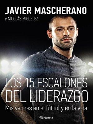 cover image of Los 15 escalones del liderazgo