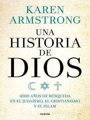 cover image of Una historia de Dios