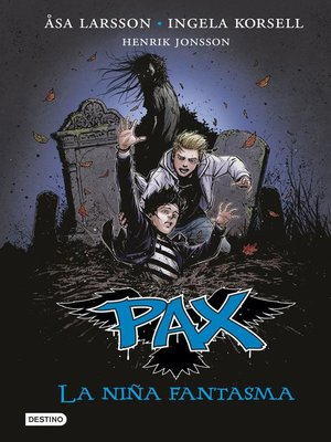 cover image of Pax. La niña fantasma