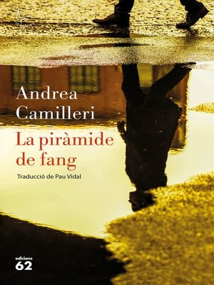 cover image of La piràmide de fang
