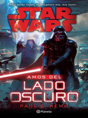 cover image of Star Wars. Amos del Lado Oscuro