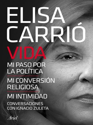 cover image of Vida