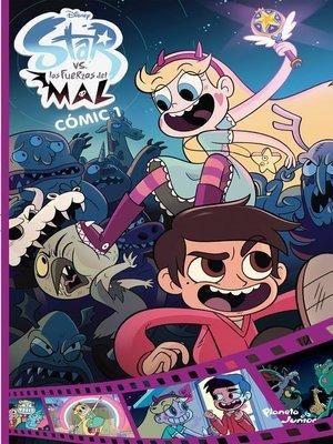 cover image of Star vs. las Fuerzas del Mal. Cómic 1
