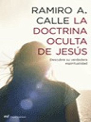 cover image of La doctrina oculta de Jesús