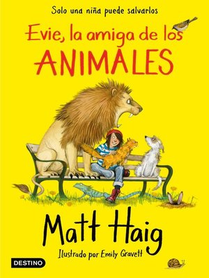 cover image of Evie, la amiga de los animales
