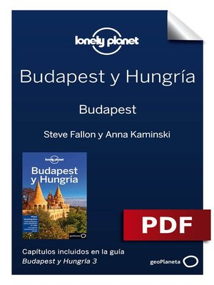 cover image of Budapest y Hungría 6. Budapest