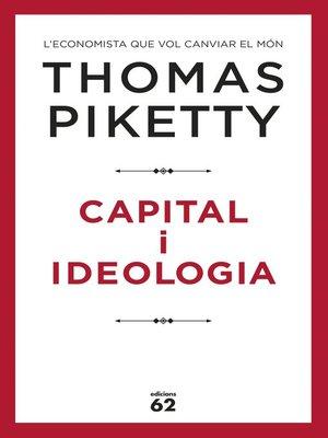 cover image of Capital i ideologia