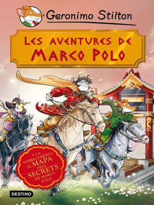 cover image of Les aventures de Marco Polo