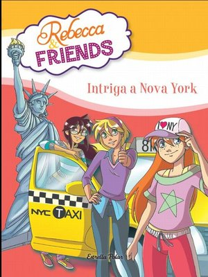 cover image of Intriga a Nova York
