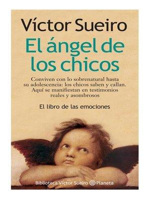 cover image of El ángel de los chicos