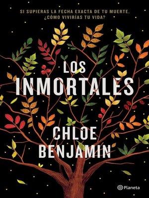 cover image of Los inmortales