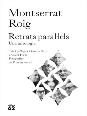 cover image of Retrats paral·lels