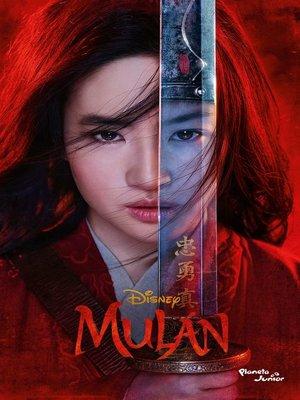 cover image of Mulán. La novela