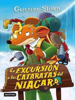 cover image of La excursión a las cataratas del Niágara