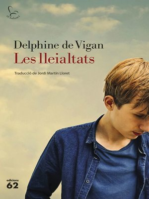 cover image of Les lleialtats